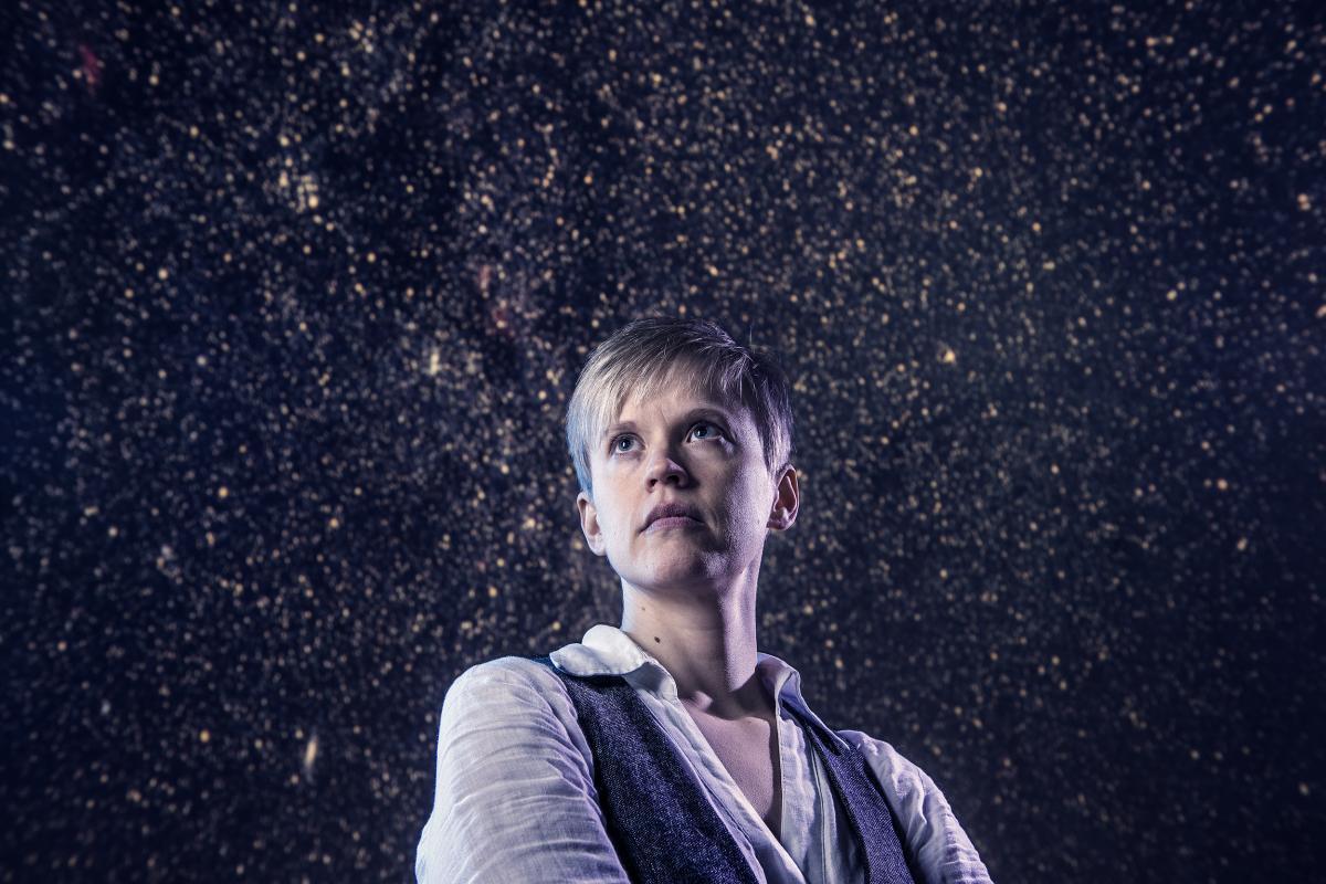 Anne tähtitaivaan alla